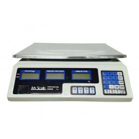 Bilancia elettronica digitale max 40 kg - 2gr