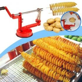 Taglia patate a spirale ricciolo