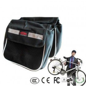 Borse laterali per bicicletta impermeabili