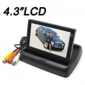 """Monitor auto a colori LCD 4,3"""""""