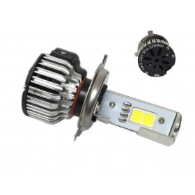 KIT H4-3 LAMPADE A LED CREE FULL LED 30W 3200 LUMENS