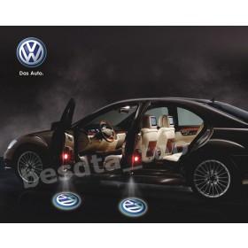 Proiettori logo auto luci di cortesia