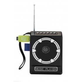 Radio stereo portatile