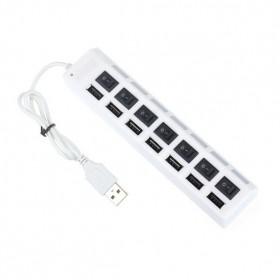 Moltiplicatore 7 porte USB