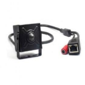 MINI TELECAMERA PINHOLE IP 2 MP FULL HD 1080P 3.7mm ONVIF CLOUD P2P