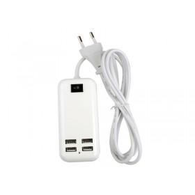 Alimentatore 4 porte USB