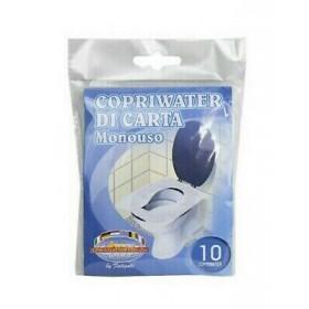 40 copriwater di carta monouso copri water igienici toilette wc bagno