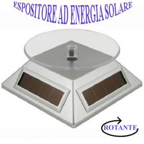 Espositore solare ad energia solare