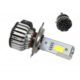 KIT H4-3 LAMPADE A LED CREE FULL LED 30W 3200 LUMENS