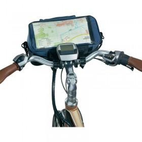 Borsa da manubrio per bici universale anteriore impermeabile bicicletta bicycle